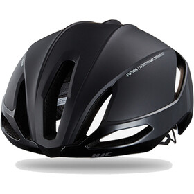 HJC Furion casco per bici, matt gloss black